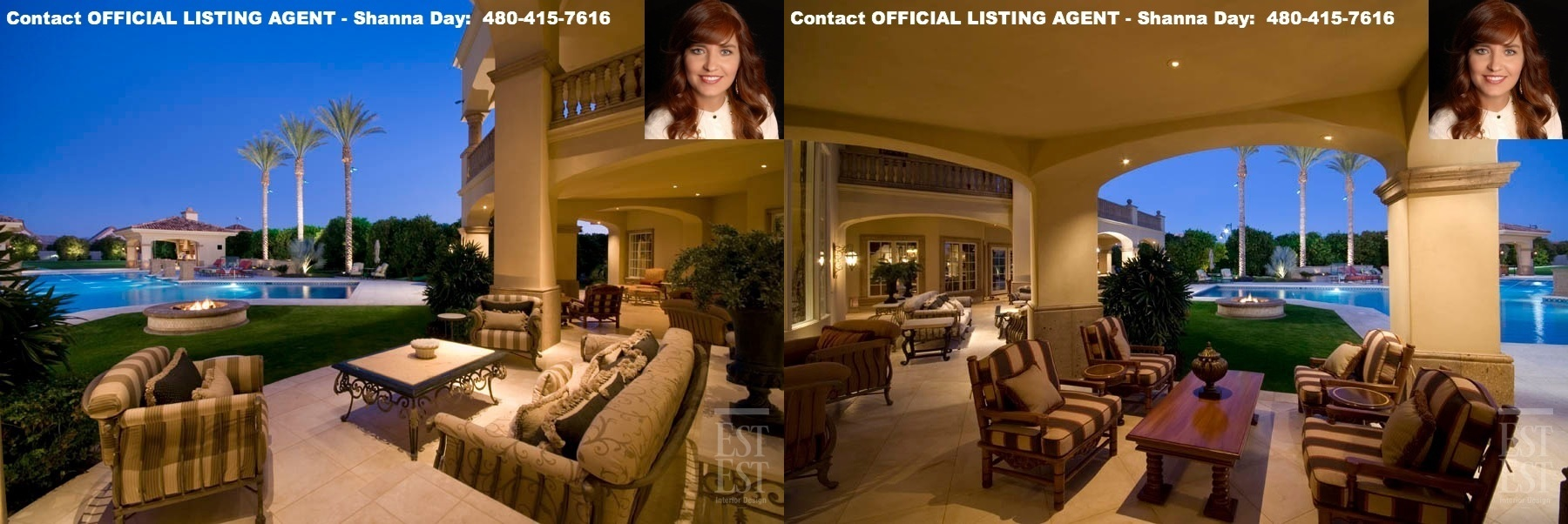 palatial 5 bed luxury home 1 bed guest home in mesa az citrus